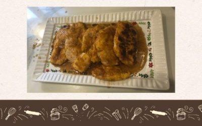 Crispy Honey Garlic Chicken Recipe