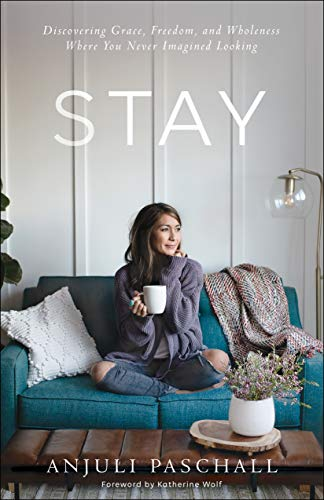 "Cover of ""Stay"" by Anjuli Paschall"